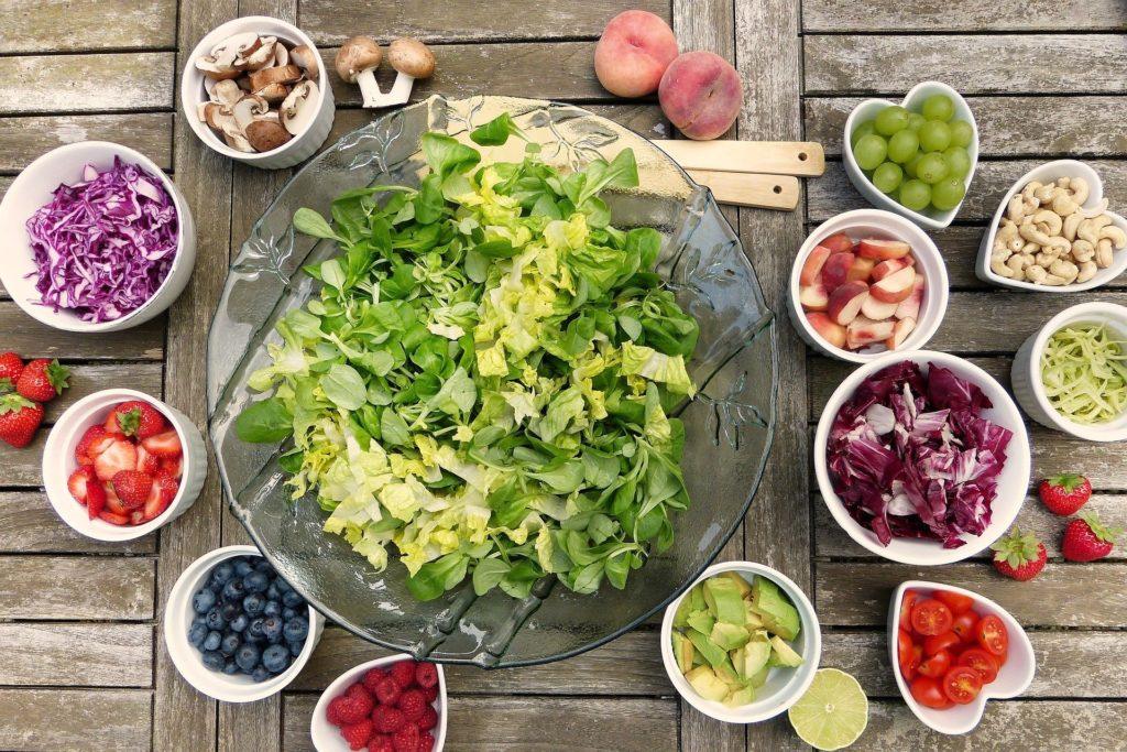 alimentation saine, plaisir, détente, gestion du stress, bien-être